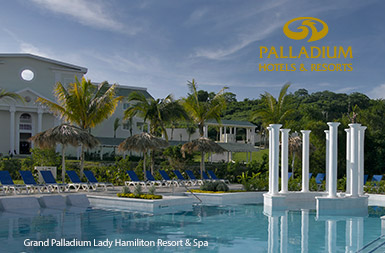 Grand Palladium Lady Hamiliton Resort and Spa