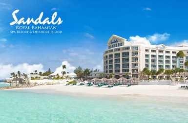 Sandals Royal Bahamian Resort & offshore island