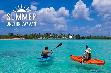 Summer only in Cayman