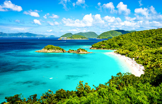 US Virgin Islands Vacation Packages Funjet Vacations - Us virgin islands all inclusive