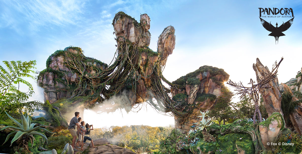 Pandora - The World of Avatar at Animal Kingdom®