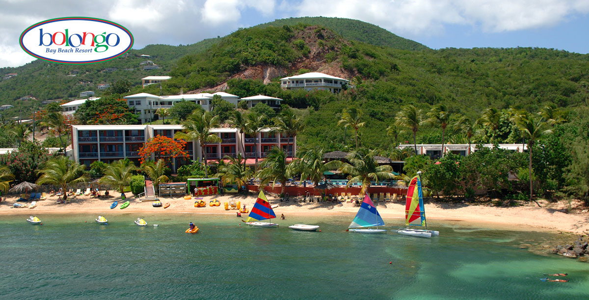 Bolongo bay beach resort funjet vacations for Funnest all inclusive resorts