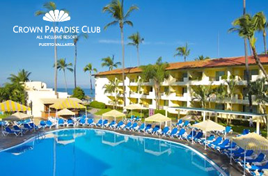 Crown Paradise Club Puerto Vallarta