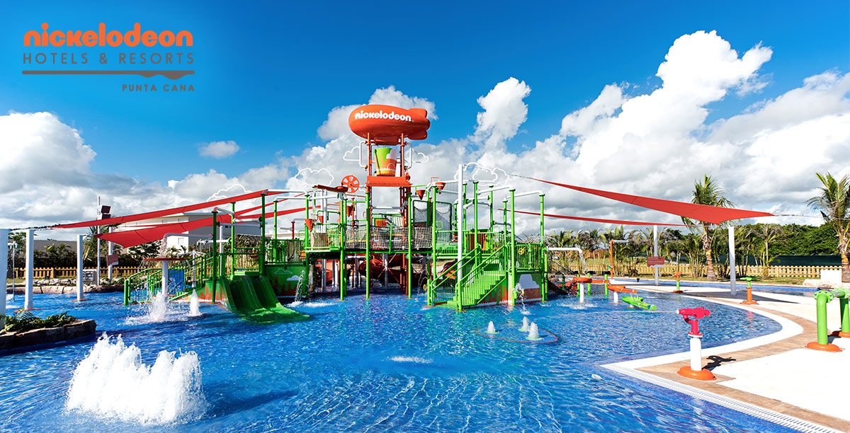 Nickelodeon hotels resorts punta cana funjet vacations for Vacations to punta cana