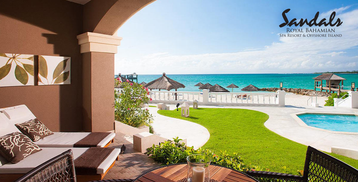 Sandals Royal Bahamian spa &