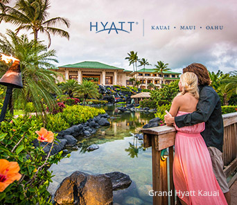 Hyatt Resorts in Hawaii