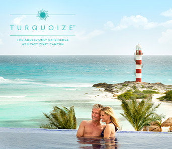 Turquoize at Hyatt Ziva Cancun