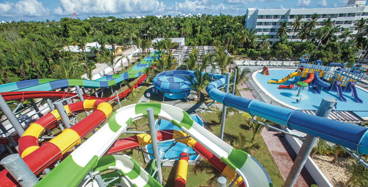 RIU Splash Water World