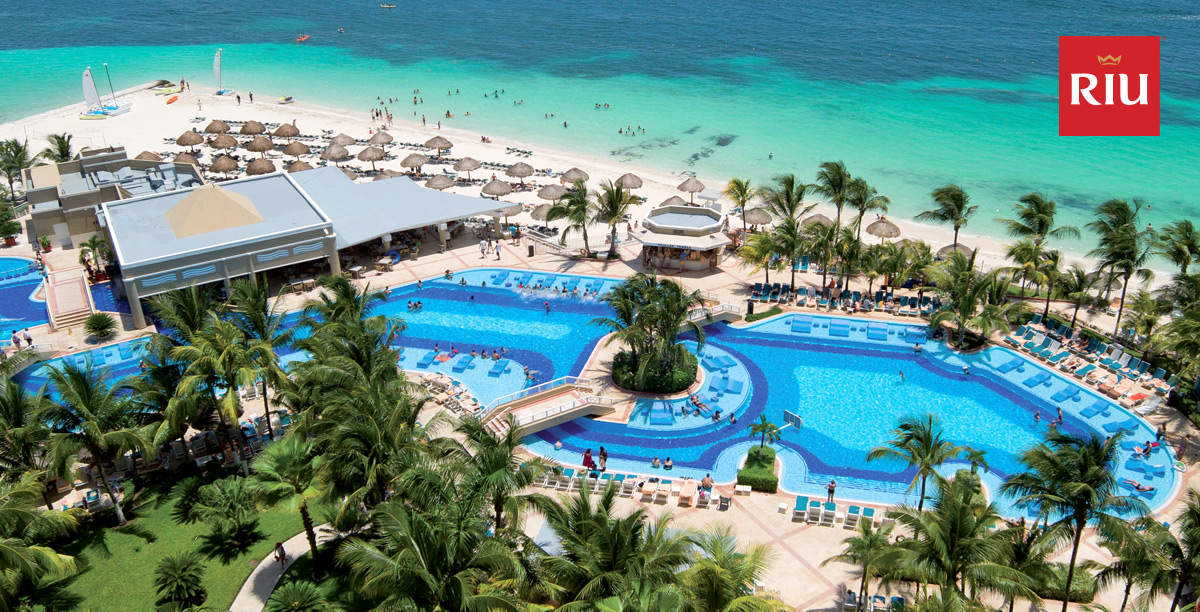 Riu Resorts Landscape